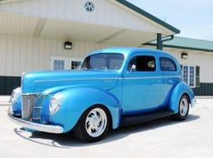 1940 Ford Sedan..Brought to you by #CarInsurance Agents at #houseofinsurance in Eugene, Or.