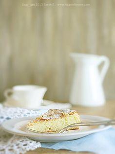torta al limone ( senza farina)