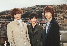 Yamada Ryosuke + Yaotome Hikaru + Yabu Kota