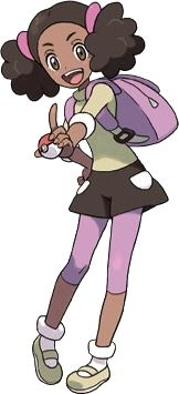 Phoebe - Characters & Art - Pokémon Omega Ruby and Alpha ...