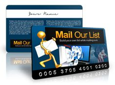Mail Our List | Build your own list while mailing ours