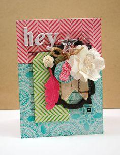 Belle Papier {pretty paper}   Papercraft designs by Julia Stainton   Page 2