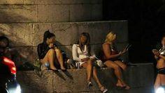 Prostitutas de Colombia y Venezuela pelean a muerte el territorio
