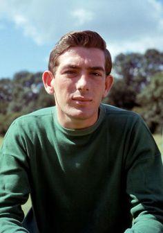 Pat Jennings - Watford, Tottenham Hotspur, Arsenal, Everton, Northern Ireland.