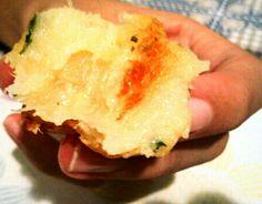 Casa, Coisas e Sabores: Bolinho de bacalhau de forno