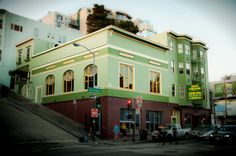 Green Tortoise Backpackers in San Francisco, USA - Find Cheap Hostels and Rooms at Hostelworld.com