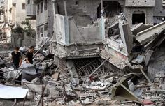Goodmen News and Entertainment: Palestinian govt calls for $4 bn for Gaza reconstr...