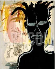 jean michel basquiat self portrait Jm Basquiat, Jean Michel Basquiat Art, African American Art, American Artists, African Art, Basquiat Paintings, Canvas Paintings, Radiant Child, Pop Art