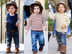 Fedora + jeans