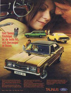 1971 Ford Taunus