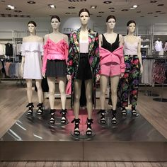"H&M, HENNES & MAURITZ, Myeongdong Street, Seoul, South Korea, ""The Fashion Trend"", pinned by Ton van der Veer"