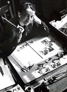 Cipe Pineles, a force in twentieth-century art direction. Pineles broke several…