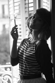Barbara Palvin, shot by Papo Waisman, 2012