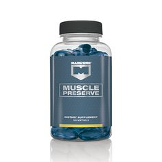 Mancore® Muscle Preserve: Male Muscle Preservation Plus a Healthy Supply of Vitamin D* - Complete Nutrition #EastwoodPinPals