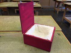 boîte à bijoux en bois (10eH)