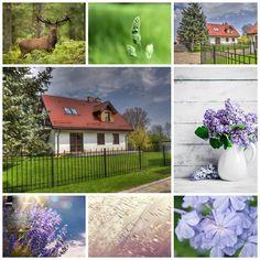Piękne domy, Osiedle Osada Świerkówka k/Warszawy Deck, Outdoor Decor, House, Home Decor, Decoration Home, Home, Room Decor, Front Porches, Home Interior Design