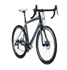 """Billed as a bike that will, """"Take you from here to there on any road anywhere,"""" the Avant boasts a host of highlights that start with a fit first concept, including two fork rake options, a taller head tube, and shorter reach."""