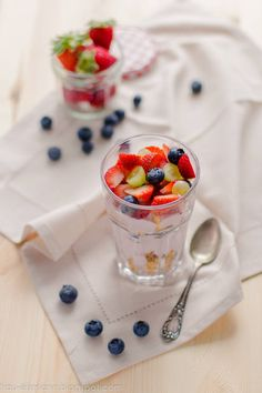 Healthy Breakfast -  Thanks for sharing - love this!!