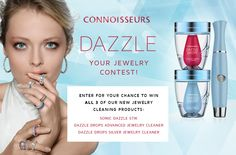 Pin to Win Contest - #dazzlemyjewelry @connoisseursusa