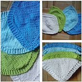 The Little Diamond Washcloth is a great pattern for someone learning a variety of basic increases and decreases.