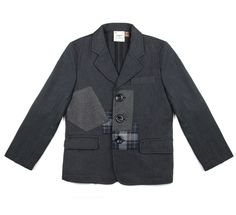 Our Fore jacket looks fabulous on boys! check out our site at www.foreaxelhudson.com