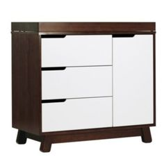 Babyletto Hudson Changer Dresser (brown)