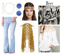 Hippie slut outfit