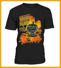 The Terrifying Vegan Flesh Eating Plant - Vegan shirts (*Partner-Link)
