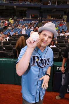 Thanks again to Gavin DeGraw. He performed at the Trop on Saturday July 21st postgame. Remember during the Rays Summer Concert Series the concert is FREE with your purchase of a game ticket. To find out about upcoming concerts at Tropicana Field please visit: http://tampabay.rays.mlb.com/tb/ticketing/summer_concerts.jsp