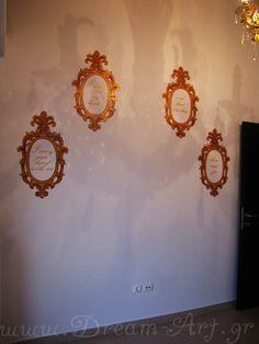 Ζωγραφική σε βρεφικό δωμάτιο