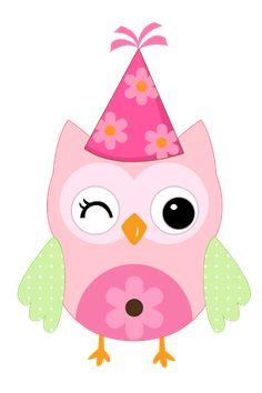 Owl Clip Art, Owl Art, Owl Door Hangers, Classroom Birthday, Birthday Charts, Owl Nursery, Hello Kitty Birthday, Owl Crafts, Class Decoration