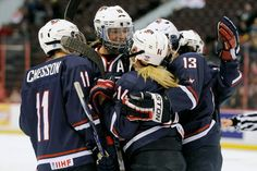 US womens hockey team....my dream for one day!