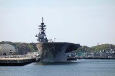 "JMSDF Izumo Class DDH ""Izumo"""