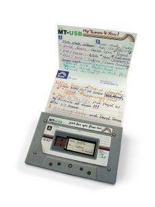 1GB Mix Tape USB Flash Drive