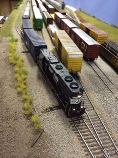 Switching Griffin Yard on the Seaboard Central | Model Railroad Hobbyist magazine | Having fun with model trains | Instant access to model railway resources without barriers