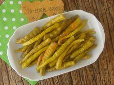 Kışlık Konserve Menemen Tarifi, Nasıl Yapılır? (Resimli) | Yemek Tarifleri Pickles, Carrots, Salsa, Vegetables, Kitchen, Food, Winter, Pepper, Recipies