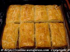 placinta cu mere 1 Sweets Recipes, Cake Recipes, Desserts, Romanian Food, Romanian Recipes, Dough Recipe, Spanakopita, Good Food, Goodies