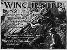 Winchester Repeating Arms Company advertisement, 1898 - Winchester Repeating Arms Company - Wikipedia, the free encyclopedia