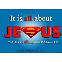It is all about Jesus Faith Scripture, Jesus Faith, Scripture Quotes, Jesus Christ, Bible Heroes, Sermon Notes, Lord, Bible Activities, Religious Quotes