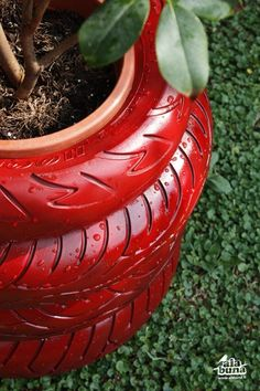 45 DIY Tire Projects- How to Creatively Upcycle and Recycle Old Tires Into a New Life