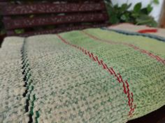 Vintage Kantha QuiltHandmade Kantha by IndianHomeTextile on Etsy, $64.99