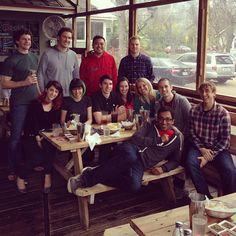 Team photo at SXSW