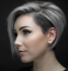 Short Hairstyle 2018 – 66
