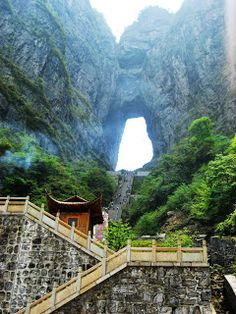 from here to far: 3 places in China I'd love to visit