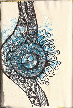Doodle 34 by kraai65, via Flickr