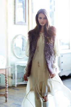 Erika Labanauskaite by Della Bass for <em>Fashion Gone Rogue</em>