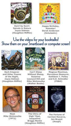 Children's Literature Network ... Great idea!