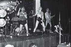 Devo at Pirates Cove Ohio in 1977 Photo by Bobby Watson Whitaker David Bowie, Mark Mothersbaugh, Pirates Cove, Gabba Gabba, Lets Dance, Post Punk, Ann Arbor, Punk Rock, Bobby