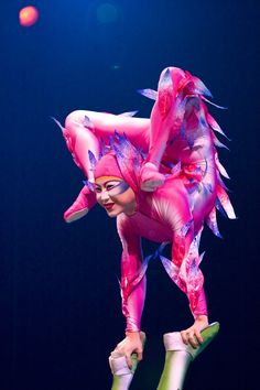EIKO ISHIOKA, Cirque du Soleil Varekai, costume