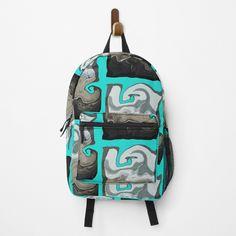 Different Styles, Pop Art, Shells, My Arts, Laptop, Ocean, Backpacks, Art Prints, Printed